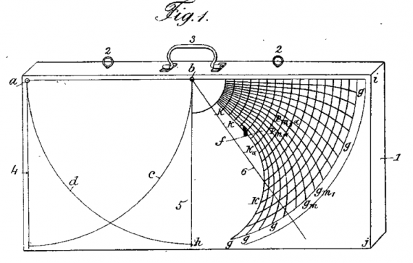 The device for quick launching and quick determination of elements of fire, patent no. 493.774 (Espacenet European Patent Office, FR495040 A)